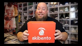 Opening up the May 2019 Akibento Subscription Mystery Box That Features ANIME Items