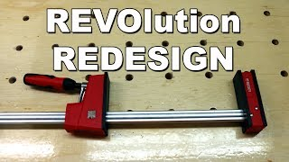 Bessey K Body Revo Parallel Clamp review ---KRE model