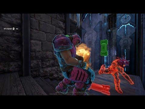 VP.Cypher vs. Inz (Quake Open League, Group C) – Quake Champions