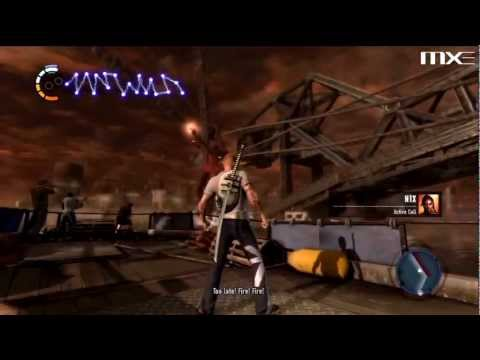 inFamous 2 - Good Karma Ending Final Mission HD