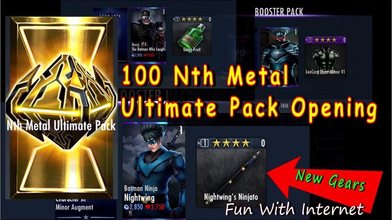 Injustice Update 3 1 Batman Ninja Nightwing Ios Android Youtube