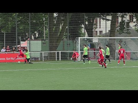 Freundschaftsspiel  TuS RW Koblenz vs. FV Engers