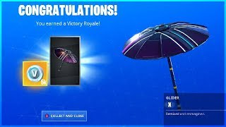 I Got VICTORY ROYALE REWARDS dans Fortnite Saison 10!