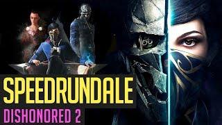 Dishonored 2 (Any%) Speedrun in 41:49 von Scopii | Speedrundale