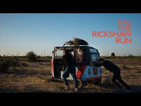 2764km - The Rickshaw Run, India - 2017