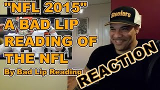 nfl 2015 a bad lip reading reaction