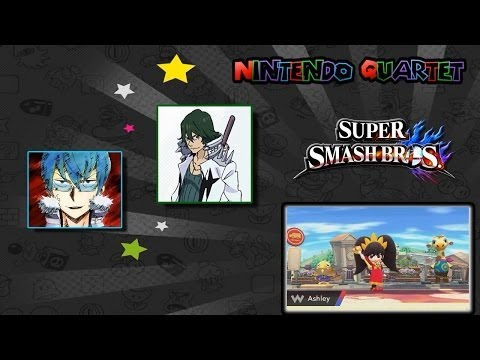 Super Smash Brothers Direct - Live Reactions