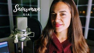 Snowman - Sia | Camille van Niekerk Cover