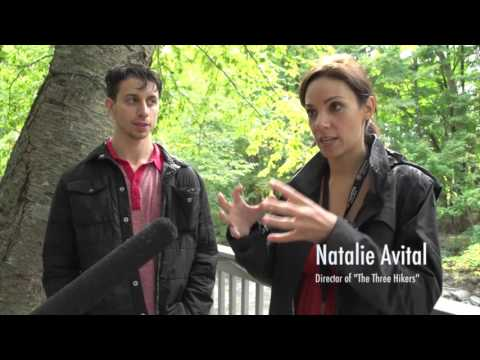 """2015 Woodstock Film Festival: Interview with """"The Three Hikers"""" Director Natalie Avital"""