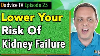Episode 25: prevent kidney failure: what to do when your kidneys are crying for help and avoid failure. just because you have chronic disease d...