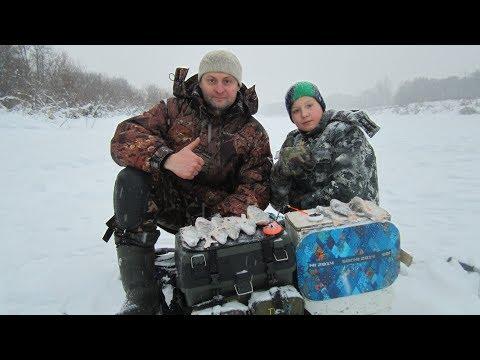 Рыбалка в удмуртии на чепце зимой