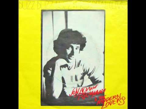 Jonathan Richman & The Modern Lovers - Buzz Buzz Buzz (single 1978)