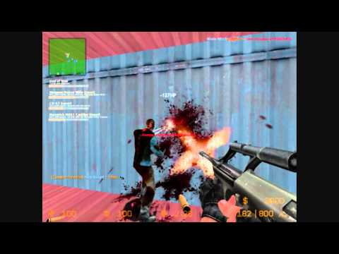 counter strike source zombie mod gameplay 43