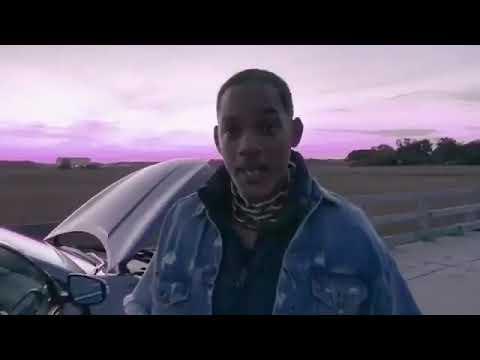 Will Smith imita a su hijo en el video de ICON