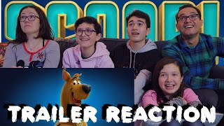 SCOOB! || TEASER TRAILER REACTION || MAJELIV 2019