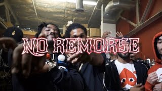 7981 Kal Ft. G Fredo & Mozzy - No Remorse (Official Music Video)