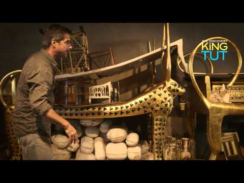 The Discovery of KING TUT   The Antechamber