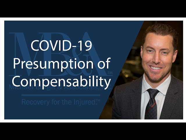 COVID-19 Rebuttable Presumption of Compensability Per Governor's Emergency Order – Know Your Rights