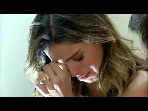 Atriz se passa por ex-namorada de Faro e faz Vera Viel chorar em pegadinha