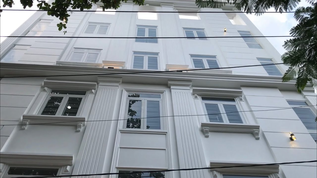Tham quan đầy đủ về nhà trọ cao cấp cho thuê thông dụng tại nội thành Tp.HCM – Kho Tư liệu Xây dựng