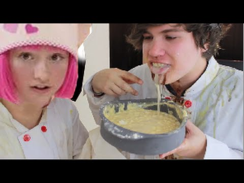 Filthy Frank Vomit cake Cooking by the book Lazy Town