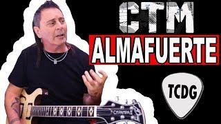 El Tano Marciello cuenta la historia de Almafuerte y habla de su nuevo album CTM