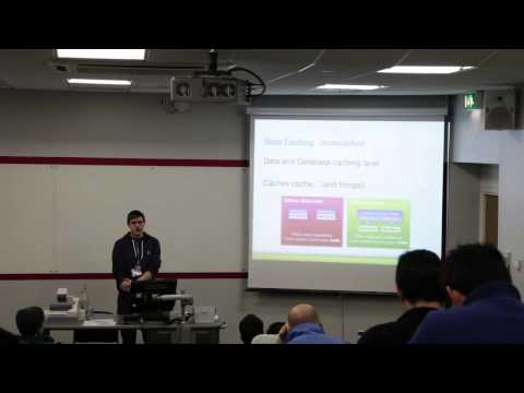 DrupalCampLondon 2013: Cache All The Things! - Michael Bell, IXIS