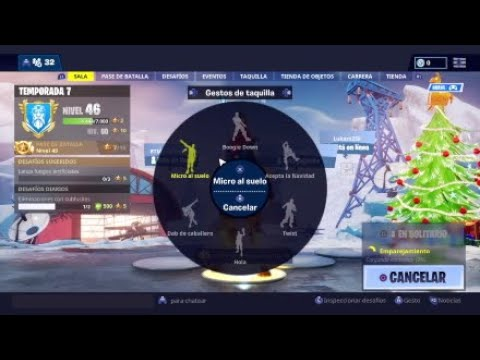 Fortnite Temporada 7 Semana 4 Tira Fuegos Artificiales Youtube
