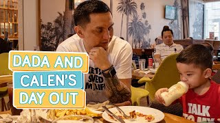 DADA AND BUNSO'S DAY OUT! - Alapag Family Fun