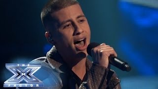 "Carlito Olivero Performs ""Beneath Your Beautiful"" - THE X FACTOR USA 2013"
