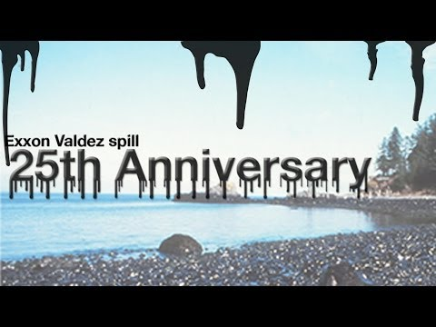 The United States of Oil Spills (25th Anniversary of Exxon Valdez)