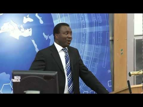 Dr Kenneth Amaeshi - Sustainable Business in Emerging Markets