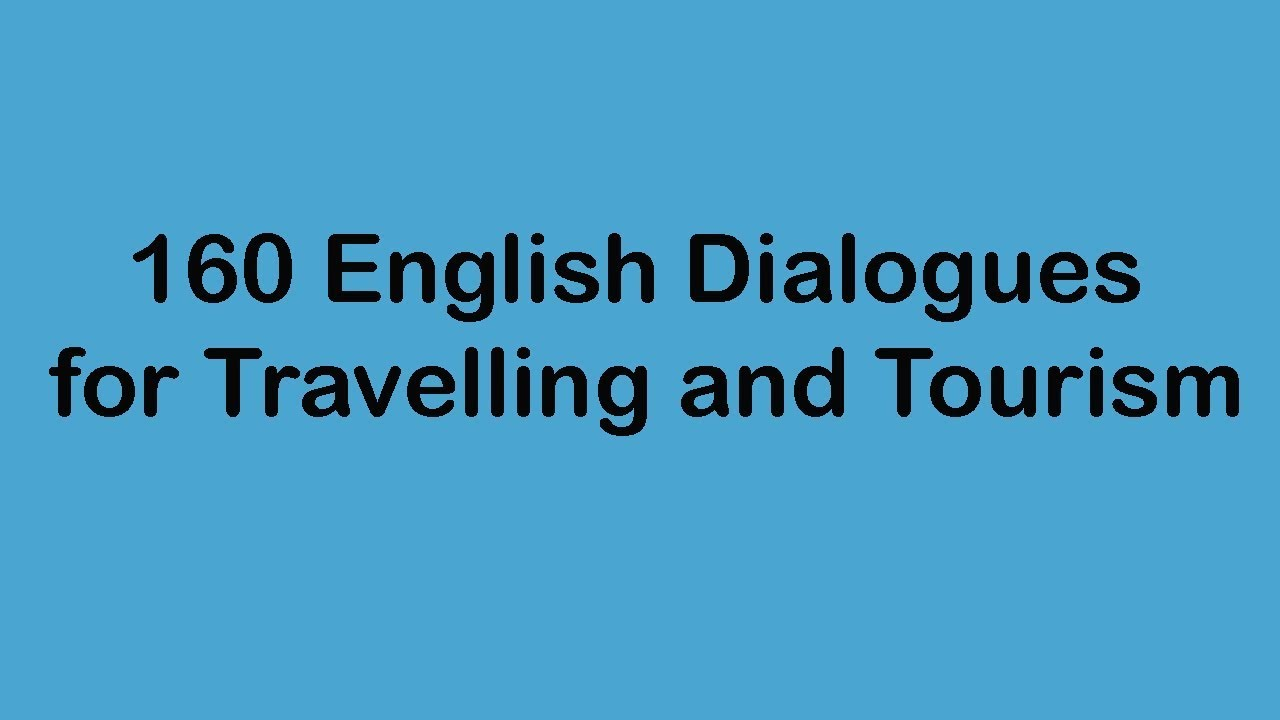 english for traveling Are you ready to take a trip we're going to start a series of lessons on practical english for use while traveling today we're going to go through the airport step by step, learning important vocabulary and useful phrases along the way.