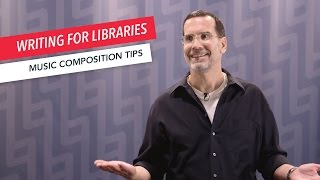 Baixar Writing for Libraries: Music Composition Tips from Mark Cross | ASCAP | Music for Film