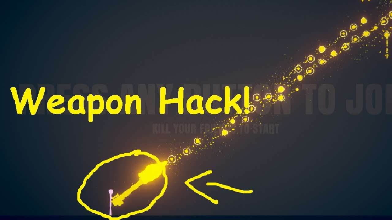 stick fight the game hacks 2018