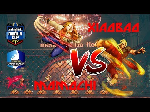 Manila Cup 2017 Highlights - Xiaobao VS Momochi
