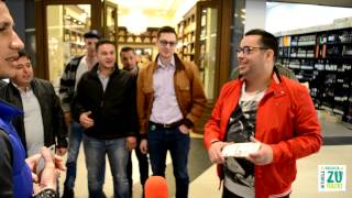 Radio ZU - Popescu si Flick dau ultimele bilete la ZUMA