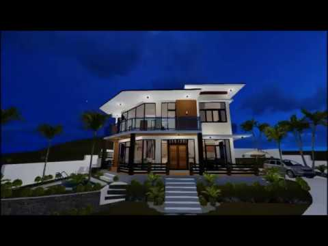 cagayan de oro home builder spm10 modern balinese house design rh youtube com modern bali style house design