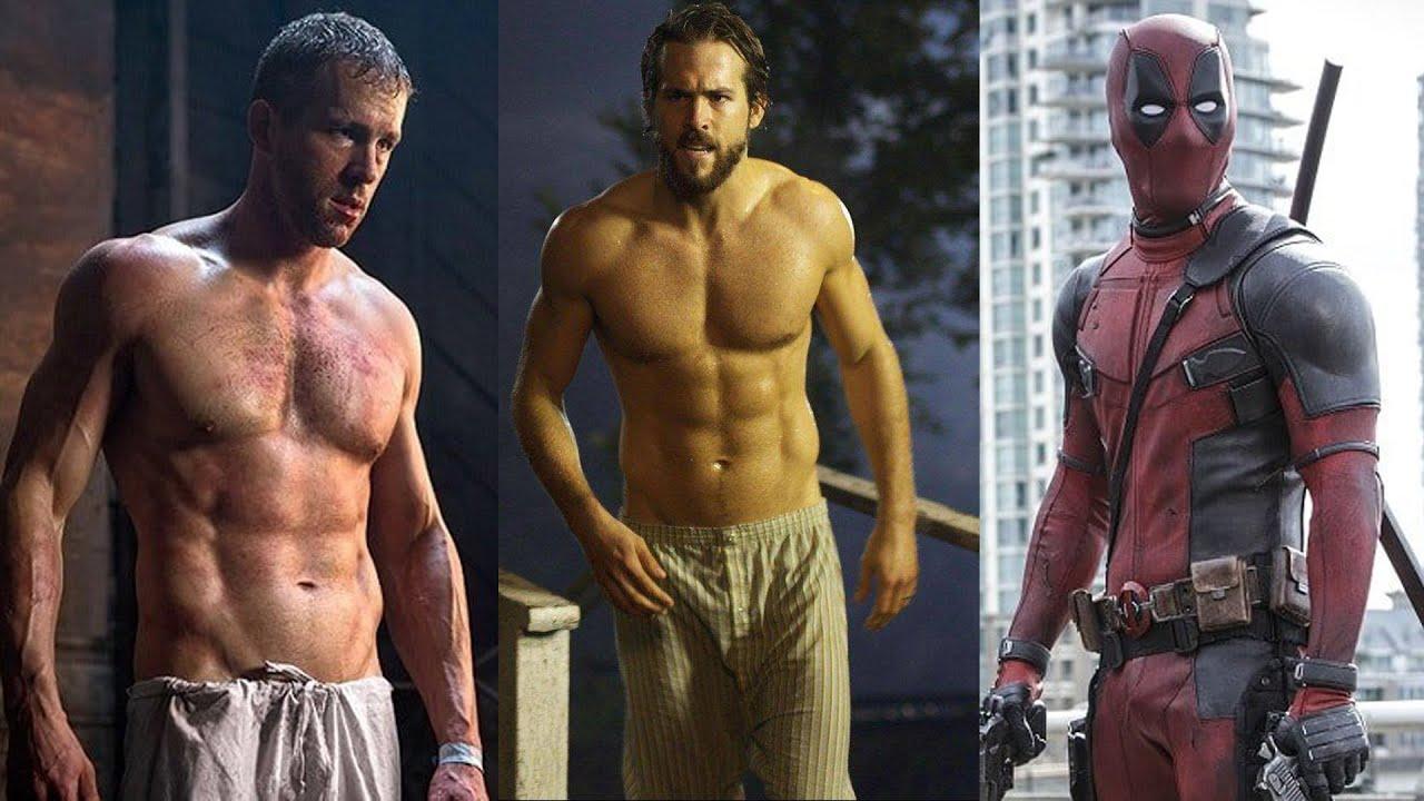 Body Siêu Chuẩn Của Thánh Hài Deadpool  | Bí Quyết Của Ryan Reynolds
