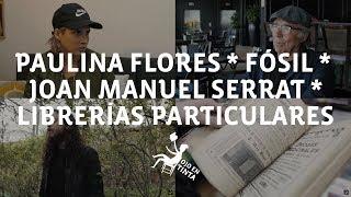 Joan Manuel Serrat y Paulina Flores en Ojo en Tinta / T3 C1