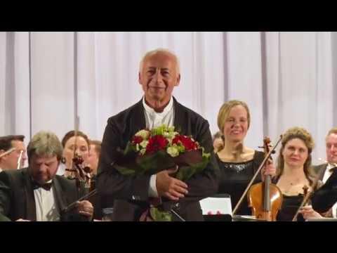 Концерт Национального филармонического оркестра России под руководством В. Спивакова