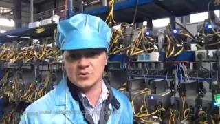 Визит в Китай на Майнинг фермы Биткоин