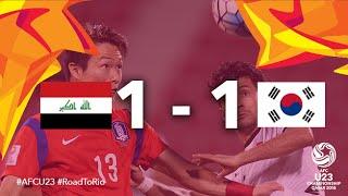 العراق وكوريا الجنوبية يتأهلان لربع نهائي الآسيوية (فيديو)