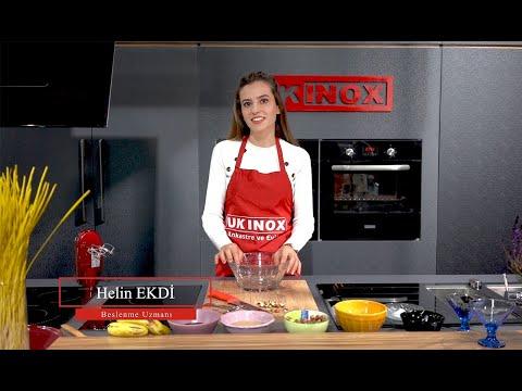 Kilo Düşmanı Tahinli Fit Kek - Ukinox 'la Sağlıklı Mutfak