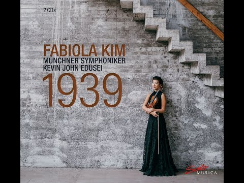 Fabiola Kim & Münchner Symphoniker - Trailer Album 1939