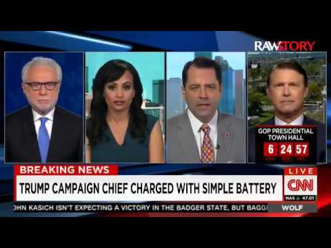 Katrina Pierson and Chad Sweet argue over whether Trump attorney