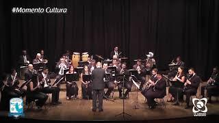 Momento cultura - tristeza do Jeca com Banda Municipal (Semana Angelino de Oliveira)
