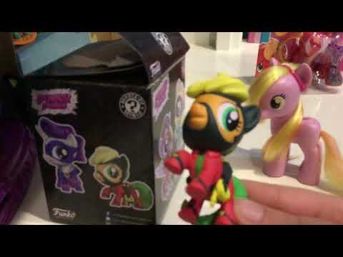MLP power pony,Chococat,Dork Diary 13, and Big Macintosh toy review