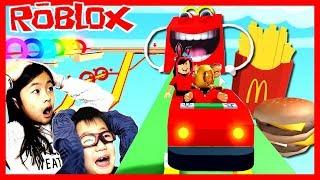 ROBLOX Escape McDonalds