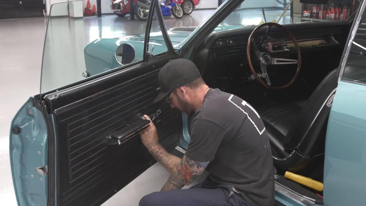 Eddie Motorsports Interior Door Handle Installation Youtube